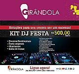 Kit dj festa