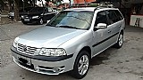 Volkswagen parati 1.0 16v turbo crossover,  completa 2003
