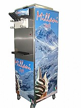 Maquina de sorvete expresso millani soft