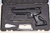 Pistola zoraki hp01 light 4, 5 mm destro case
