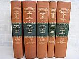 Colecao rio 4 seculos ano de 1965 - cinco volumes