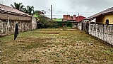 Terreno em peruibe litoral de sao paulo a uma quadra da praia pronto para construir,  murado nos 4 lados.