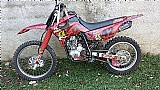 Yamaha xtz 300cc preparada para trilha,  troco por outra do meu interesse - 2008