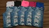 Calca legging jeans ( varejo min de 10 pcs )