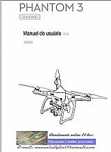 Manual em portugues do drone dji phantom 3 standard