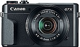 Camera canon g7x mark ii com 20.1 mp e wi-fi.