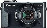 Camera canon g7x mark ii com 20.1 mp e wi-fi.