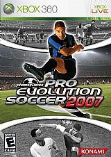 Compro - jogo pro evolution soccer 2007 (pes 2007) xbox 360