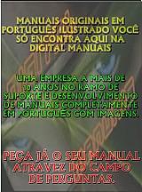 Manual em portugues com envio gratis para todo o brasil