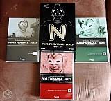 Box national kid vol. 2 com 3 dvds (novo)