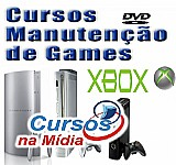 Curso manutenção e desbloqueio xbox games