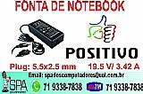 Fonte do notebook positivo novo na caixa em salvador