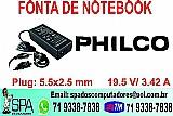 Fonte do notebook philco novo na caixa em salvador