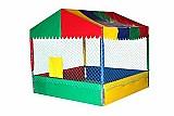 Piscina de bolinhas 1, 50x1, 50 quadrada