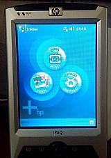 Palm hp ipaq rx3115 pocket pc (wi-fi)