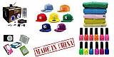 Academia do importador (roupas de marca)