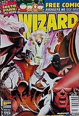 Revista wizard  the comic magazine 95 july/1999