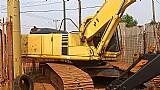 Pc200 lc-6b escavadeira komatsul
