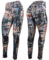 Moda feminina leggings fitness