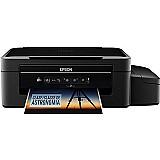 Impressora multifuncional epson ecotank l-375 wi-fi