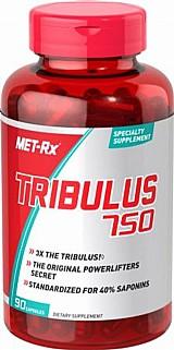 Tribulus 750mg 90caps met-rx