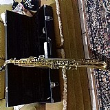 Saxofone alto reto marca: kings