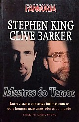 Mestres do terror stephen king & clive barker - anthony timpone