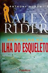 Alex rider mergulha na ilha do esqueleto anthony horowitz