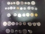 Colecao de notas e moedas antigas   fichas telefonicas