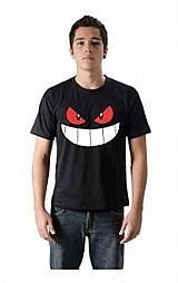 Camiseta pokemon gengar algodao