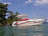 Lancha alternativa 630 cabinada 21 pes - troco por veleiro