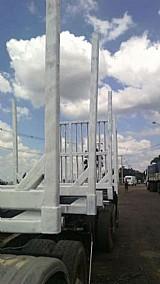 Bi trem para transporte de toras-2013