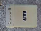 Antena de internet - cpe 100fio 2.4ghz b/g 54mbps 400mw