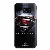 Capa para samsung j7 - superman o homem de aco