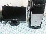 Computador core i3 com monitore placa de video 1gb