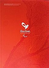 Book abertura jogos paralimpicos rio 2016 e copo,   2 idiomas