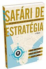 Livro safari de estrategia seminovo