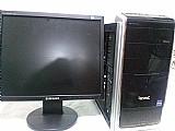 Computador core i3 3240 3º geracao com monitor de 17
