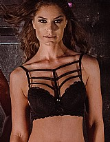 Soutien beautiful com strappy preto