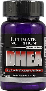 Dhea 50mg 100 capsulas ultimate nutrition