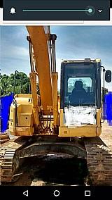 Escavadeira pc 138 komatsu
