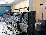 Aluguel e venda maquina de bordar happy 18 cabecas 7 agulhas