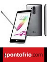 Smartphone lg g4 stylus 4g h630 titanio com tela de 5, 7