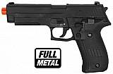 Pistola airsoft eletrica p226