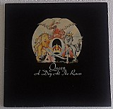 Disco de vinil do queen