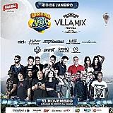 Ingressos vila mix rj 13/11/2016