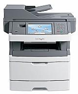 Lexmark impressoras e multifuncionais t654, x656, x464, x466, mx711, mx611 e gavetas