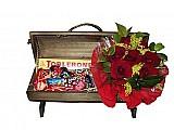 Entregas de cestas de chocolates na água branca-frete gratis(11)3445 9680