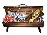 Entregas de cestas de chocolates na água fria-frete gratis(11)3445 9680
