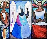 Bahia,  quadro do artista di cavalcanti 1952